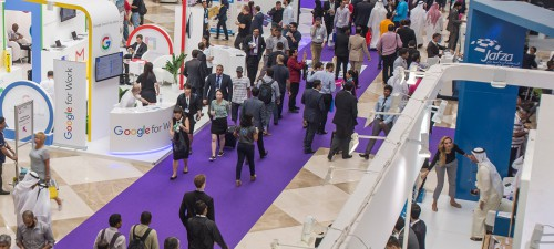 Gitex Technology Week 2016